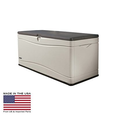 Lifetime Products 130-Gallon Large Outdoor Storage Box