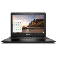 Hisense Chromebook (11.6″ Quad-Core Processor)