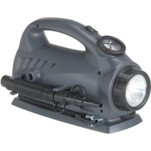 Campbell Hausfeld 12V 2-in-1 Inflator with Flashlight