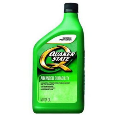 Quaker State 5W-20 Peak Performance Conventional Motor Oil, 1 qt.