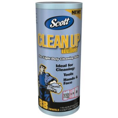 Scott Clean Up Towel Choose-A-Size, 88ct roll