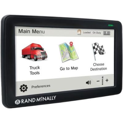 Rand McNally 0528011715 IntelliRoute 7″ TND 730 GPS Unit