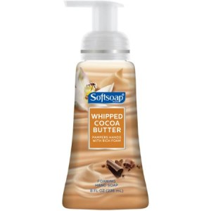 Softsoap Whipped Cocoa Butter Foaming Hand Soap, 8 fl oz