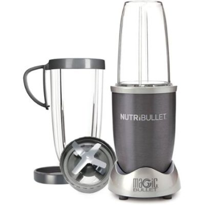 Magic Bullet NutriBullet Nutrition Extraction Mixer/Blender , As Seen on TV
