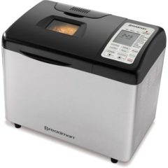 Breadman Chrome Ultimate Breadmaker, TR2500BC