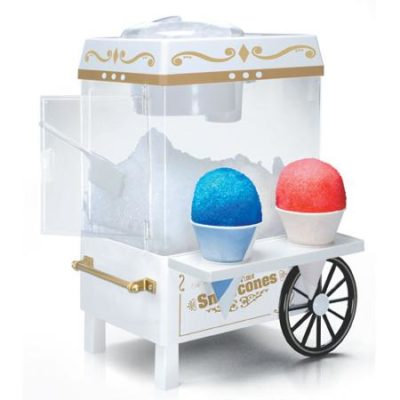 Nostalgia Electrics SCM502 Vintage Collection Snow Cone Maker