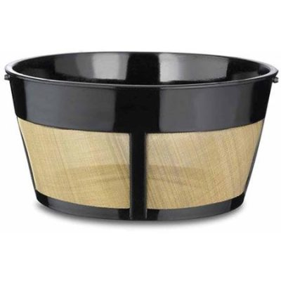 MEDELCO INC 8 To 12-Cup Golden Basket Permanent Coffee Filter