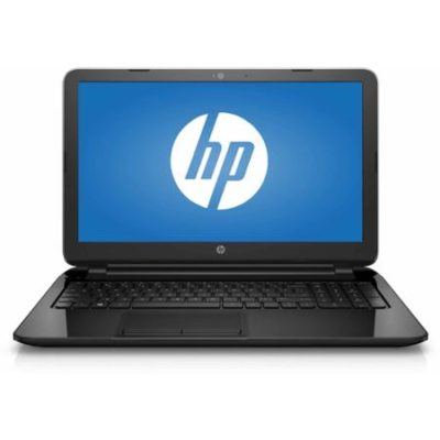 HP Black 15.6″ 15-f233wm Laptop PC with Intel Celeron N3050 Processor, 4GB Memory, 500GB Hard Drive and Windows 10 Home
