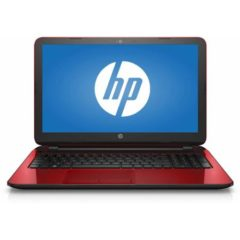HP Flyer Red 15.6″ 15-f272wm Laptop PC with Intel Pentium N3540 Processor, 4GB Memory, 500GB Hard Drive and Windows 10 Home