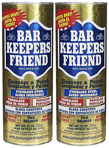 Barkeeper's Friend Powder Cleanser, 21 oz